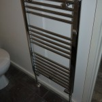 Towel Rail Installation